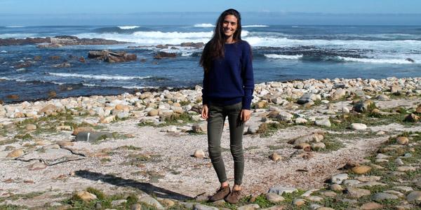 Rebecca in Cape Town, South Africa