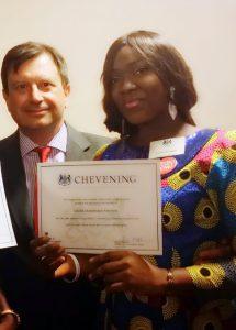 Cecilia Oluwafisayo Aransiola