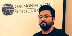 Commonwealth Scholar