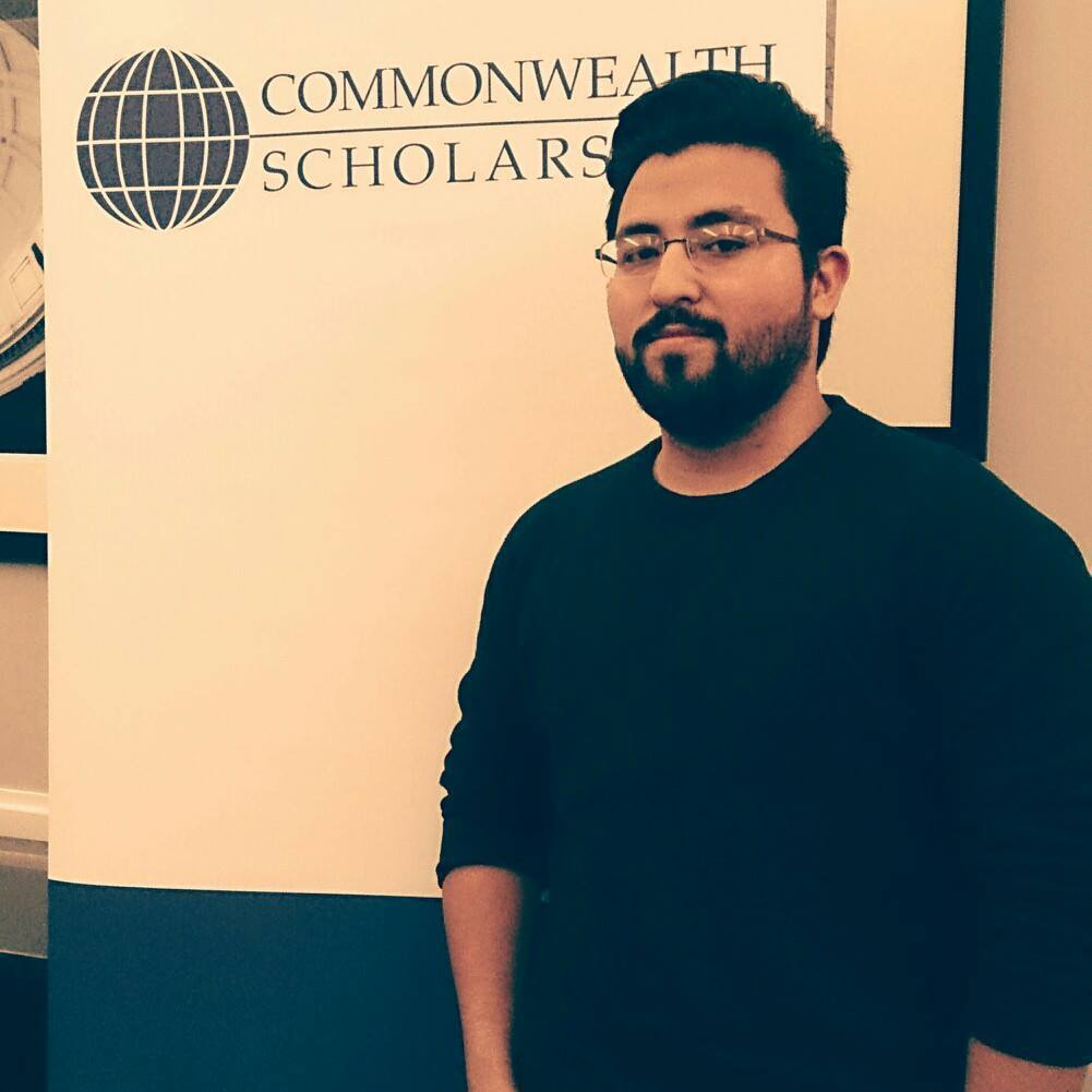 New Commonwealth Scholars Preparing For Nottingham
