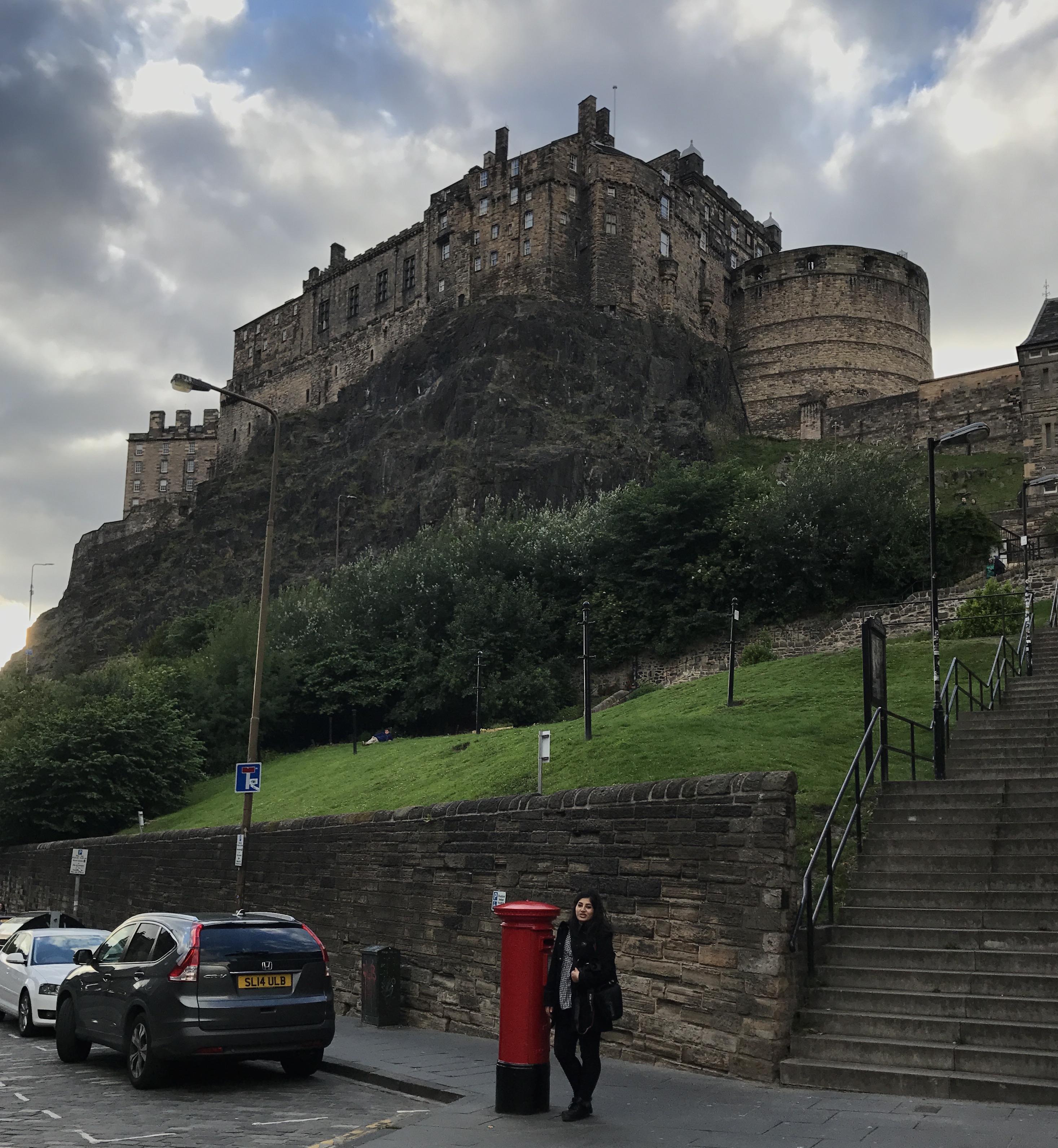 Edinburgh castle international student life - University of edinburgh international office ...