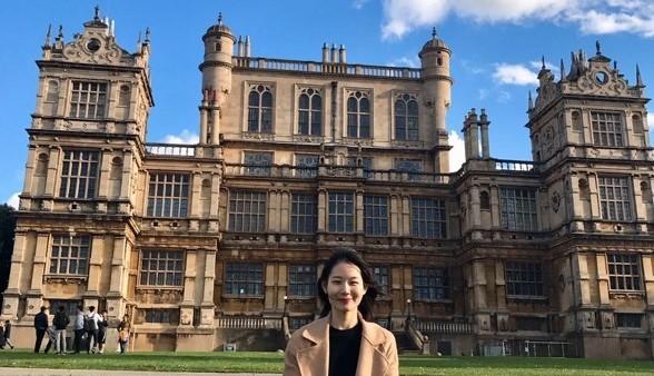 International Student Ambassadors: Wei from China | International
