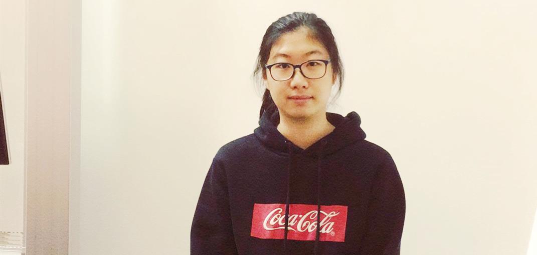 International Student Ambassadors: Jingjing from China