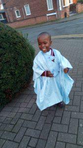Aisha's son