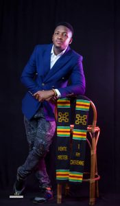 Peter Paul Akanko, Chevening Scholar from Ghana