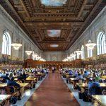 NYU, Bobst Library (exterior) - Interwar Conferencing