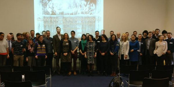 Photograph of all conference delegates