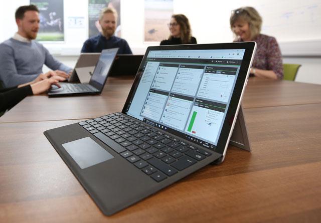 University Surface Pro