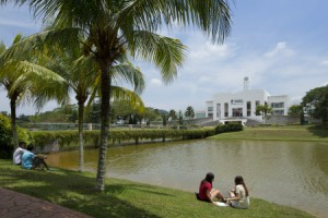 Not just a teaching outpost, University of Nottingham Malaysia Campus
