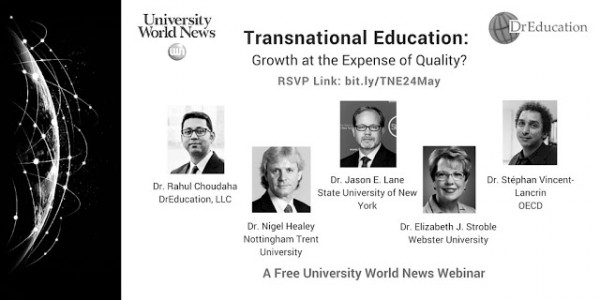 Transnational Education Webinar