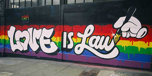 Love is law 600x300