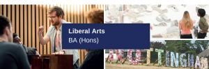 Liberal Arts Banner