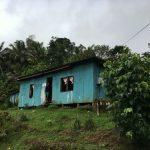 Host family's home