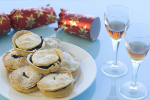 picture of mince pies