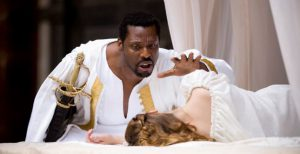 Othello, Shakespeare's Globe Theatre, 2007