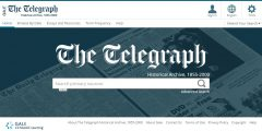 Telegraph Historical Archive