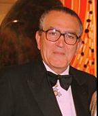 Picture of philanthropist Sir Harry Djanogly