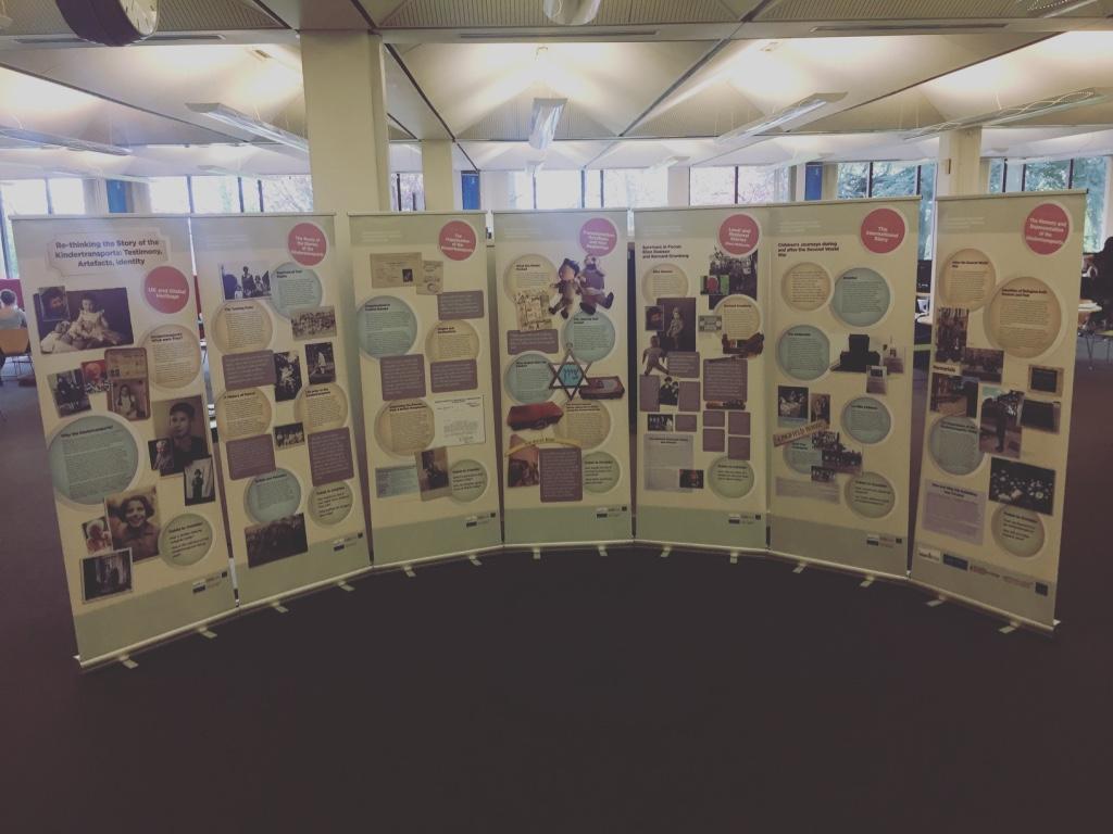 Rethinking the story of the Kindertransports: Testimony, Artefacts, Identity'
