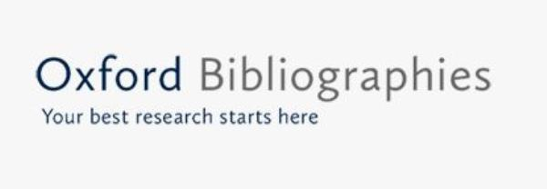 Image result for oxford bibliographies logo