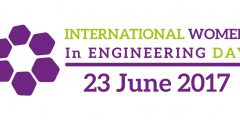 International Women in Engineering Day 23 Jun 2017 logo