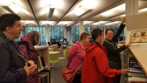 Hallward Library Collections