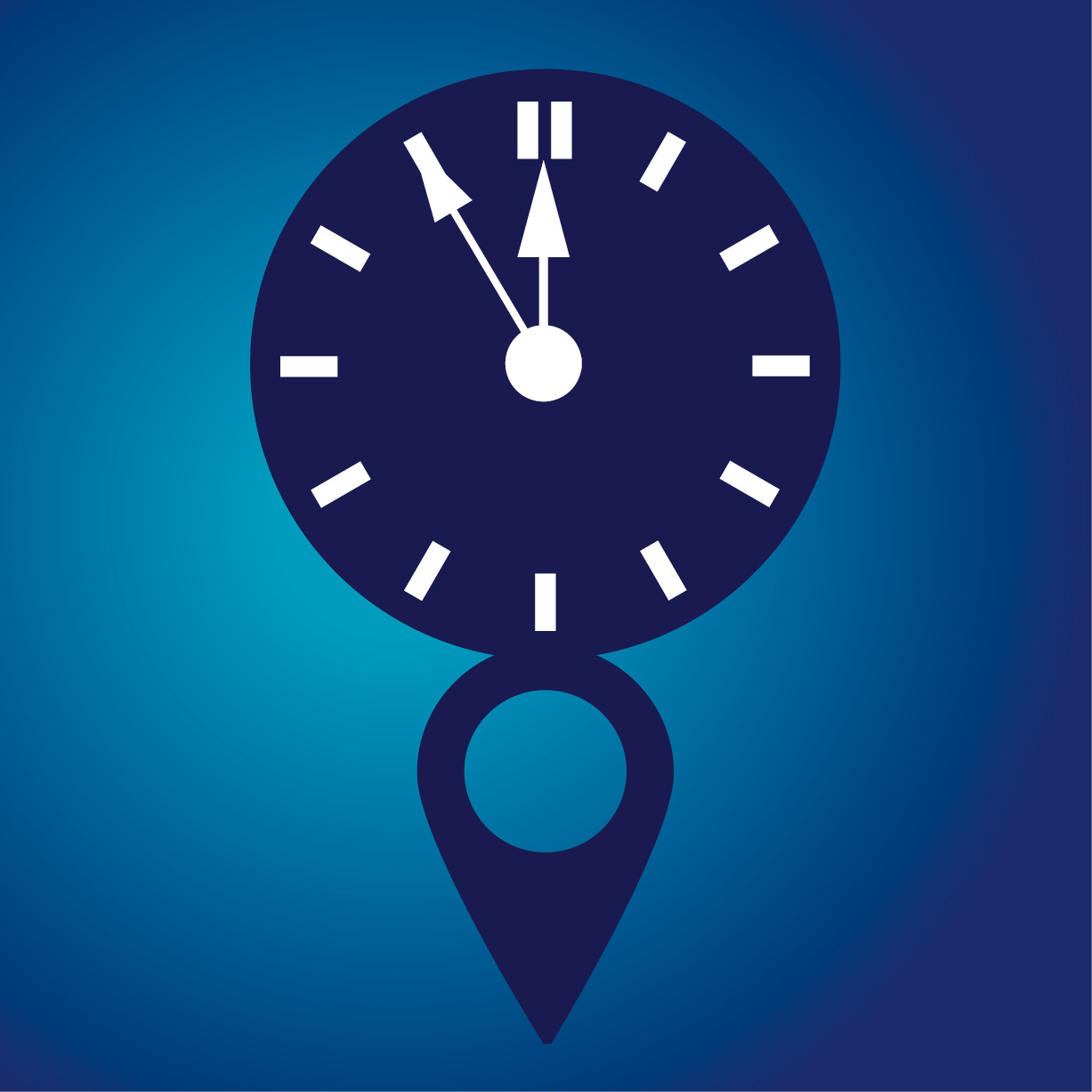 Clock image for 24/7 Library opening