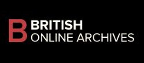 British Online Archives