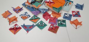 Drop into libraries on 1 March for some creative bookmark making