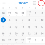 Outlook Room bookings calendar