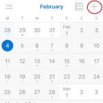 Outlook Room bookings calendar