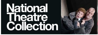 National Theatre Collection banner showing an image from a production of Frankenstein