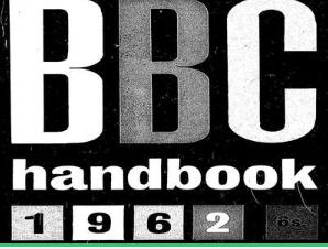 BBC handbook 1962