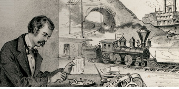 Image from the homepage of Making of the Modern World