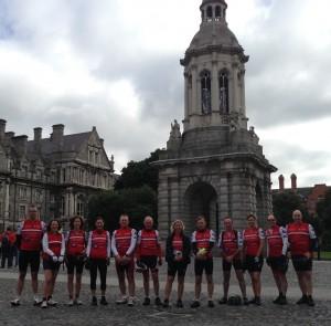 LC3 team, Trinity College, Dublin
