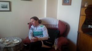 Susan's nap