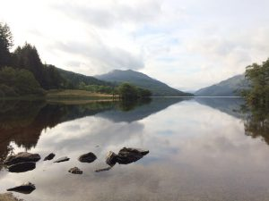 Pic 1 - Loch vista
