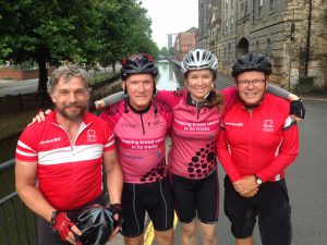 Nottingham Life Cycle join forces with team Life Sciences