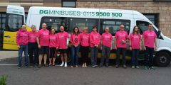 Life Cycle 6 Endurance Team (minus Kerry)