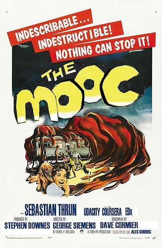 THE MOOC! the movie by Giulia Forsythe
