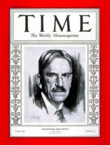 John Dewey, one of America's leading philosophers