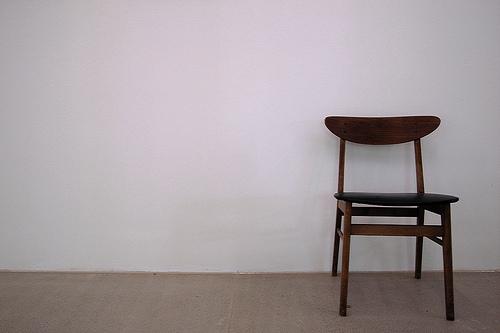 chair by Stefan Bucher