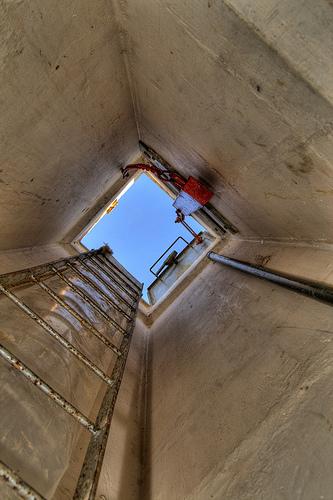 Aldebury ROC Entrance Tunnel - Ashley Burton