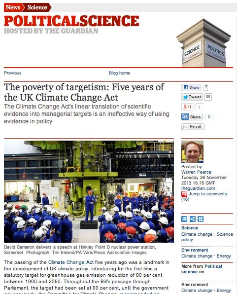 Poverty of Targetism scrrenshot