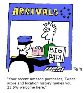 Image by: Thierry Gregorius (Cartoon: Big Data) [CC-BY-2.0 (http://creativecommons.org/licenses/by/2.0)], via Wikimedia Commons