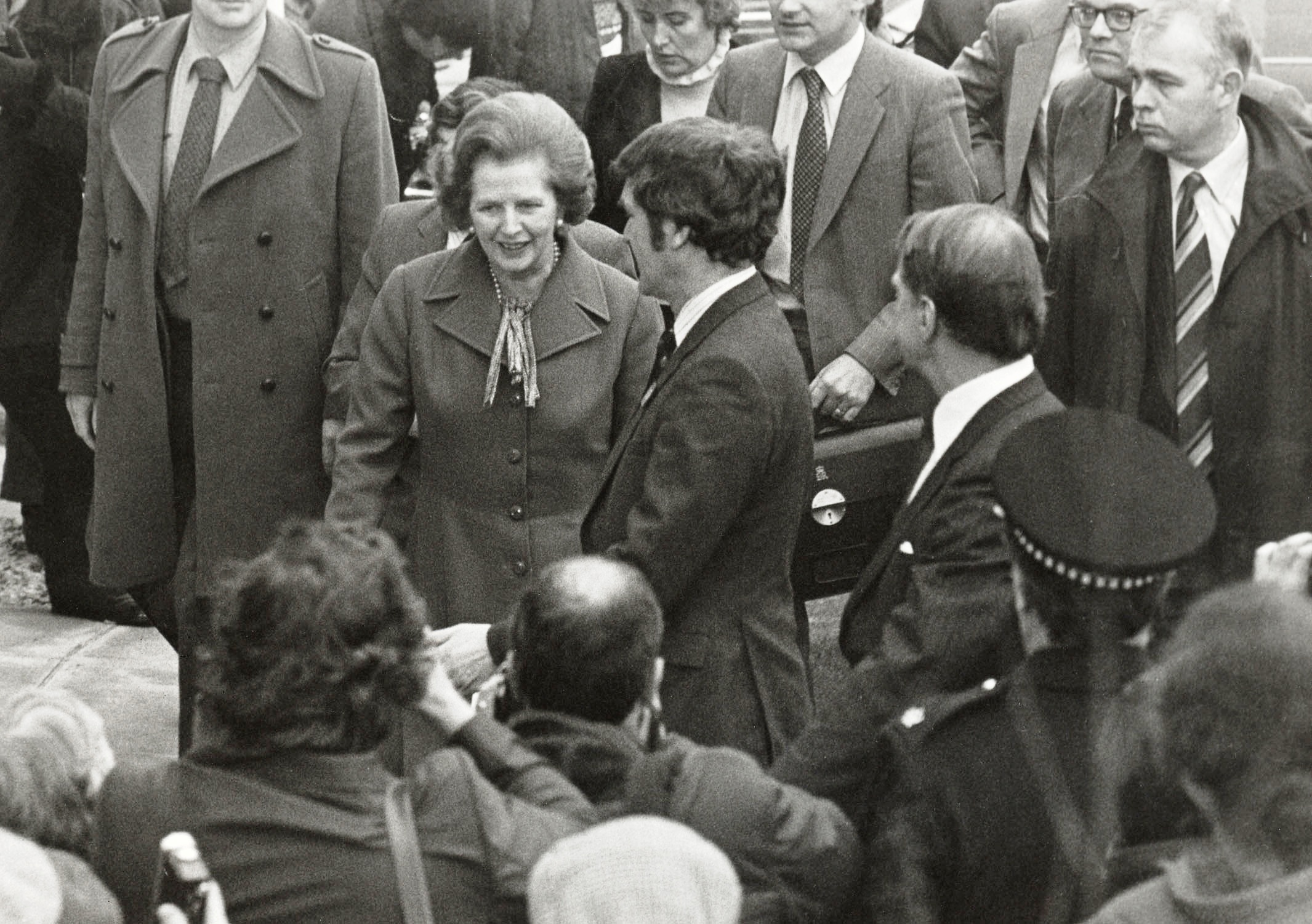 margaret thatcher research papers A research chemist before cabinet papers later revealed that she opposed the the british wing of the margaret thatcher foundation was dissolved in.