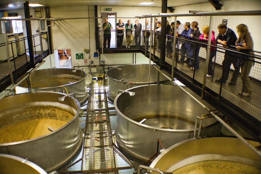 Brewery Tours Yorkshire