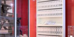 Wellcome_genome_bookcase