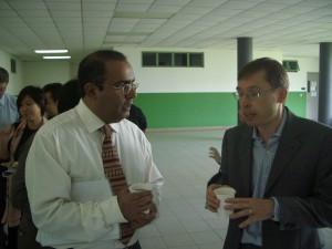 Professor Edmund Terence Gomez, Dean, Social and Behavioural Science Research Cluster (Universiti Malaya)