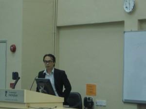 Asfaazam Kasbani, Assistant Resident Representative (Energy and Environment) United Nations Development Programme (UNDP)