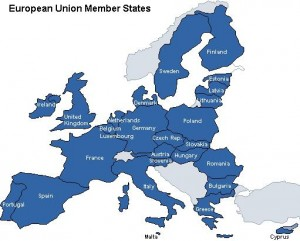 EU Member States  Population (million): 503.7, GDP per capita PPP USD: 32,644, % World Exports: 32.7 (Source: World Development Indicators 2012, The World Bank, Washington D.C.)